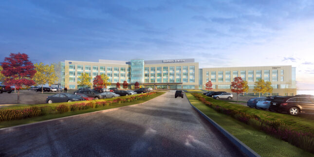 Barnes-Jewish West County Hospital